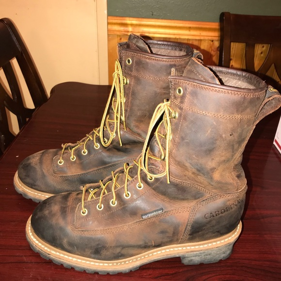 5075040a3fa CAROLINA Lineman work boots men's size 11.5